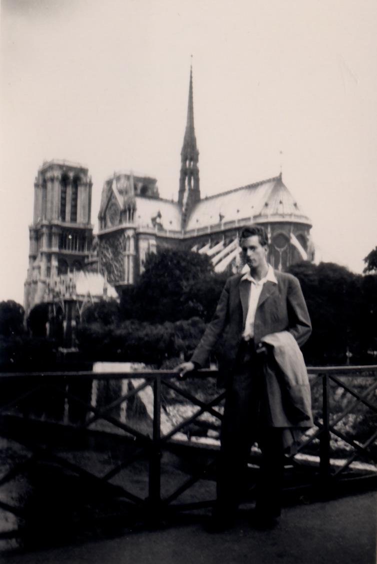 Paul paris cathedrale pont