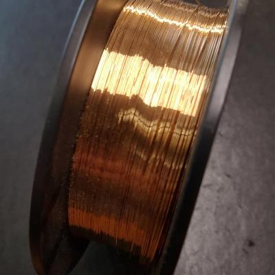 Rouleau 100 Gr corde Phosphore-Bronze :  (0,2 mm à 0,55 mm )
