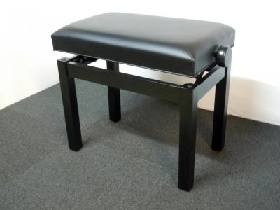 PRESTIGE-30-NM superbe banquette DESIGN Noir MAT - SKAI noir