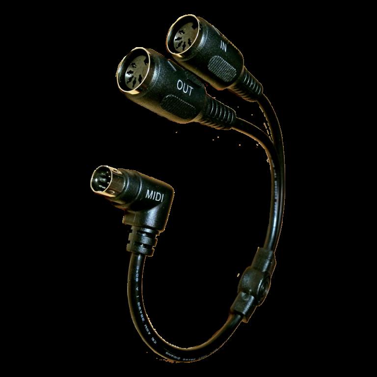 Ps2 midi sync cable