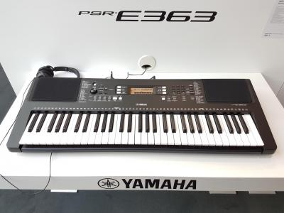 Clavier YAMAHA PSR-E363