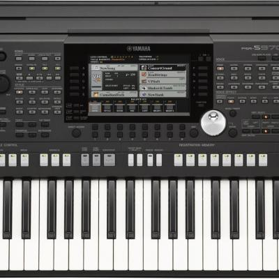 Clavier YAMAHA PSR-S970 (Disponible)