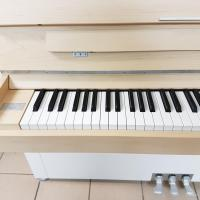 Pure basic blanc clavier ouvert