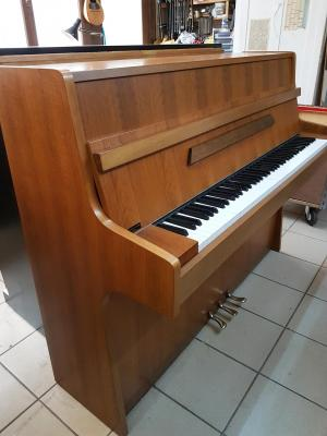 RAMEAU  Piano droit d'occasion  115 cm Chenonceau Noyer clair