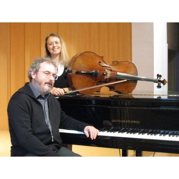 Ramstein duo violoncelle et piano
