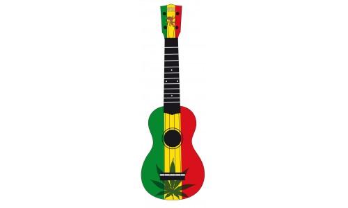 Rasta rebelrasta ukulele soprano
