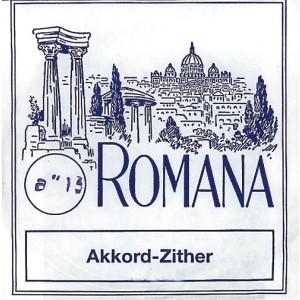 Romana jeu cithare