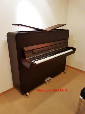 SAUTER  piano droit 122-RONDO finition Wengé