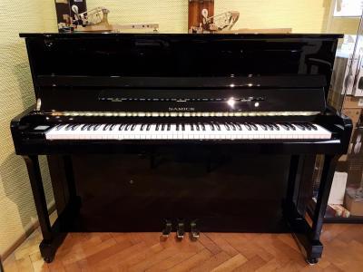SAMICK piano droit neuf JS-115-D noir brillant