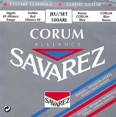 SAVAREZ 510ARJ Tirant FORT Alliance CORUM jeu de cordes classique