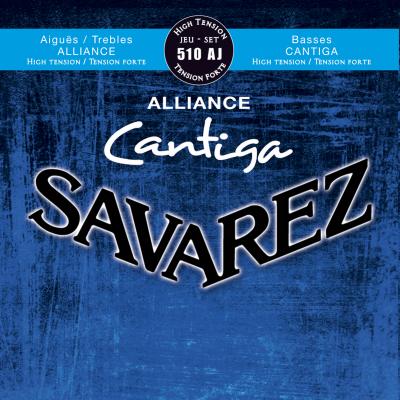 SAVAREZ 510AJ Tirant FORT Alliance CANTIGA jeu de cordes classique