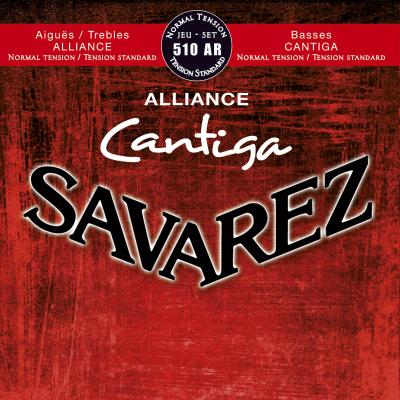SAVAREZ 510AR Tirant NORMAL Alliance CANTIGA jeu de cordes classique