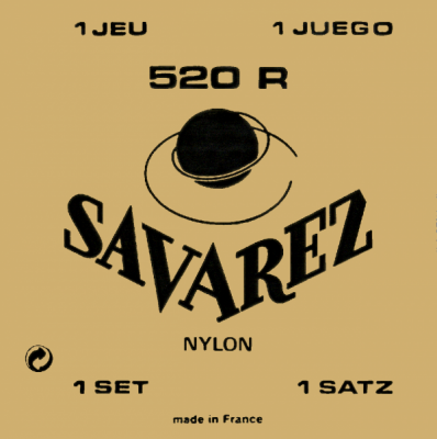 SAVAREZ CARTE ROUGE 520 R