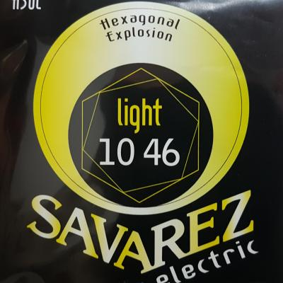 SAVAREZ H50L 10-46 LIGHT jeu de cordes Guitare Electrique