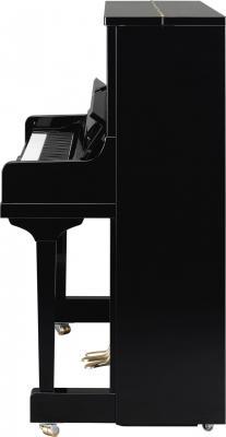 YAMAHA SE-122 piano droit  de CONCERT noir brillant 122 cm