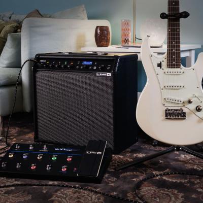 SPIDER V120 Line 6 Ampli Guitare 120 W & Wireless