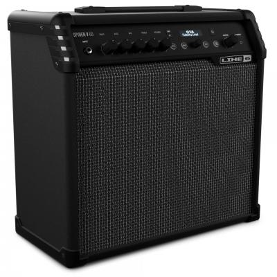 SPIDER V60 Line 6 Ampli Guitare 60 W & Wireless
