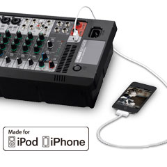 Stage ipod