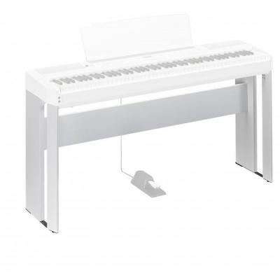 Stand YAMAHA L515-WH blanc pour pianos P515 (Disponible)