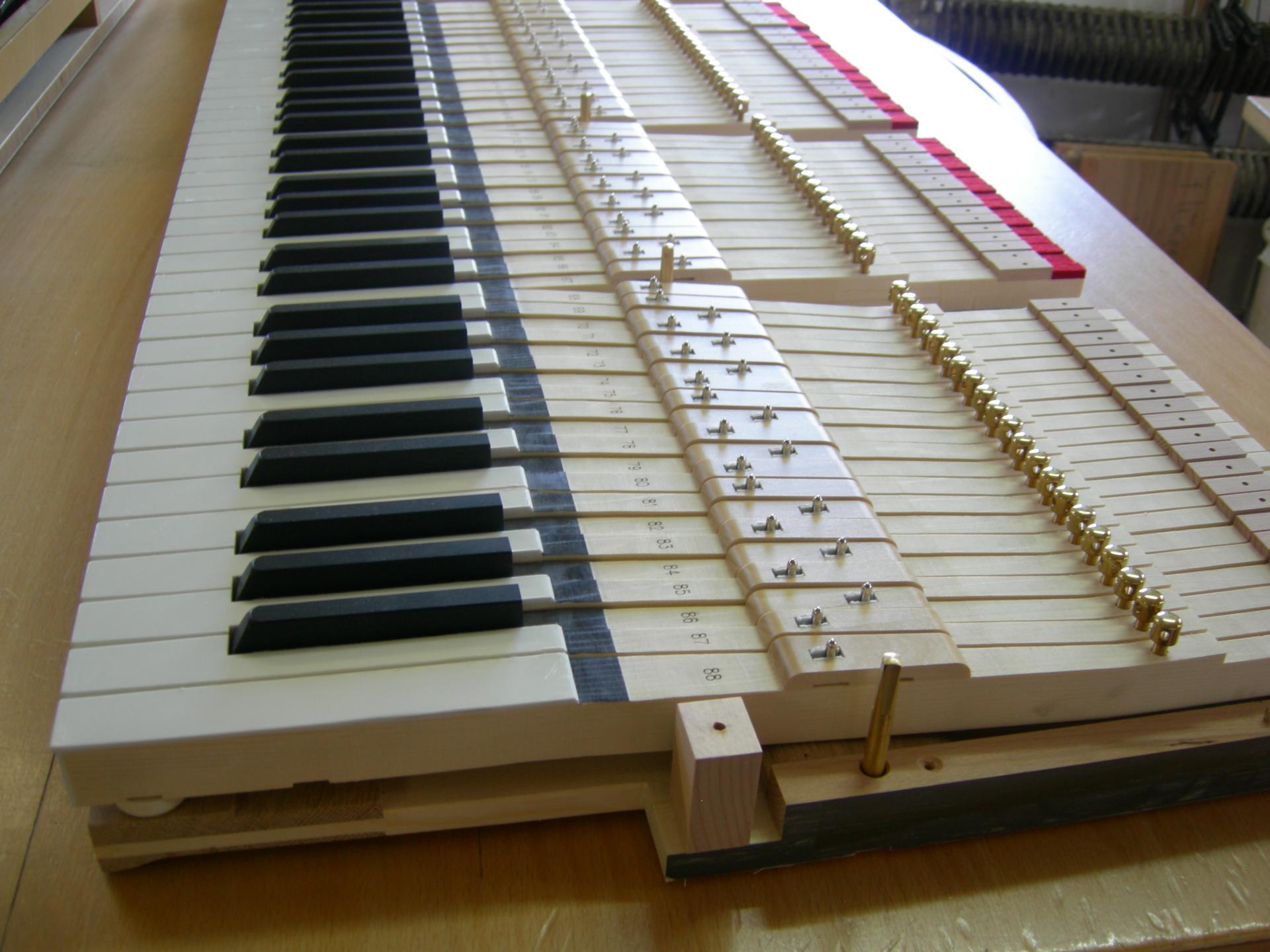 Steingraeber clavier