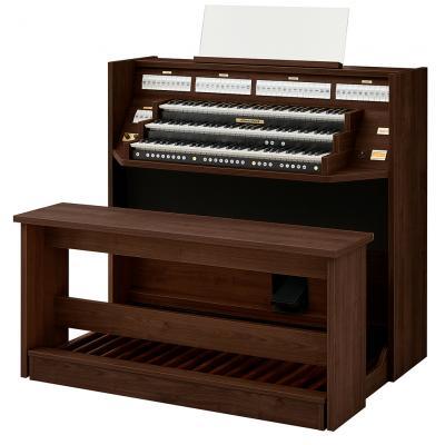STUDIO 350 JOHANNUS  orgue d'étude 3 claviers - Mélamine WENGE