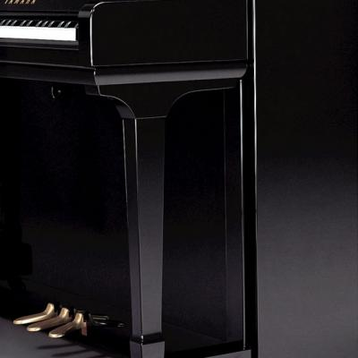 Piano neuf YAMAHA SU-7-NOIR 131 cm CONCERT