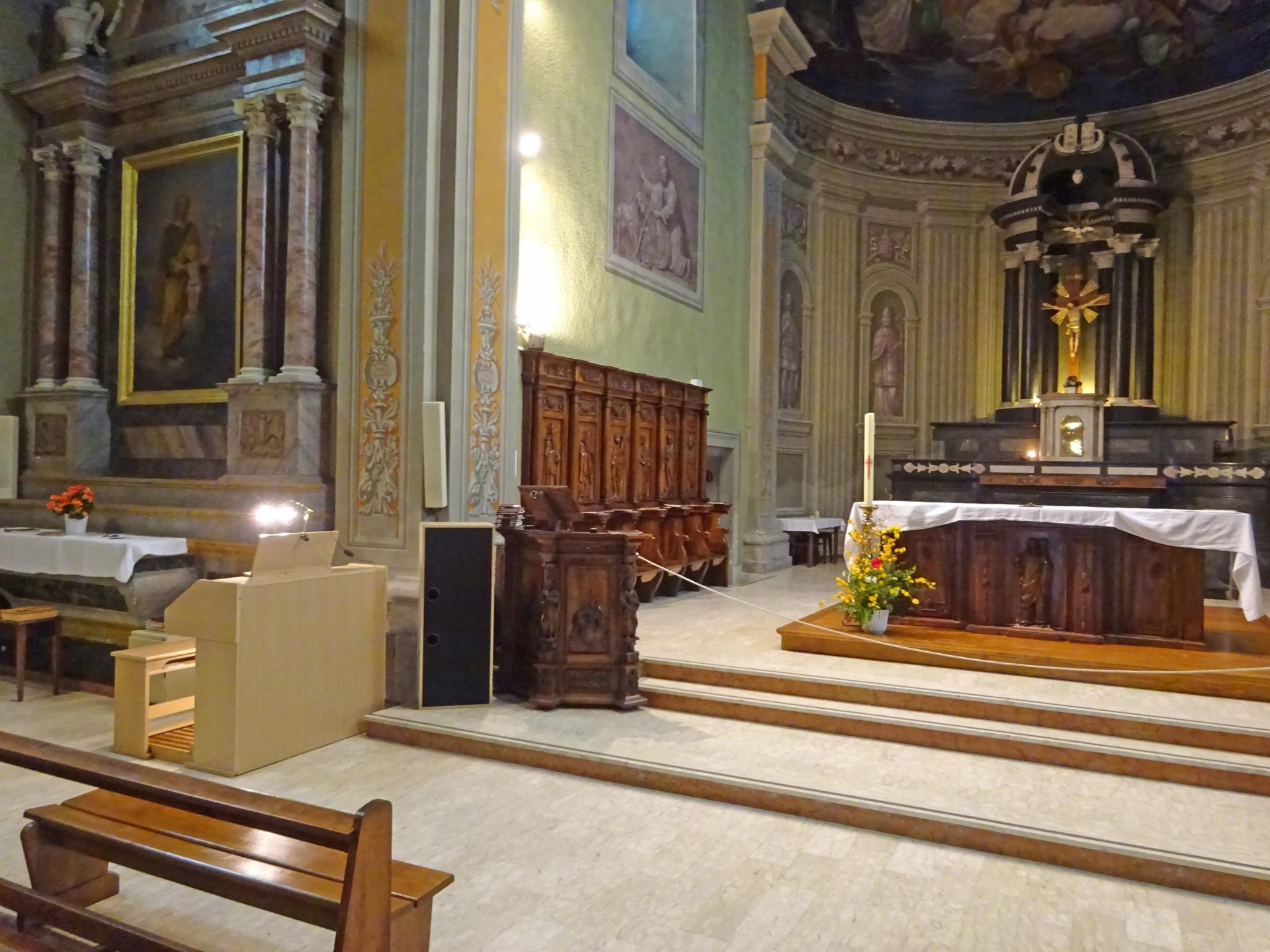 T150 74 transept