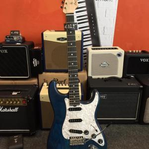 Test guitar