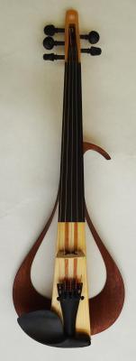 Violon électrique YAMAHA YEV105NT bois naturel 5 cordes