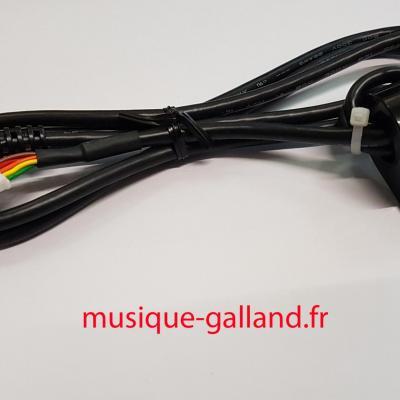 YAMAHA PK câble pédalier V956