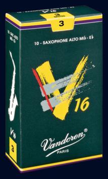 Anches VANDOREN SAXO ALTO N°3 série V16 SR703