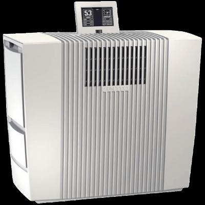Humidificateur-Nettoyeur-d'air professionnel VENTA LW-60T-WIFI blanc