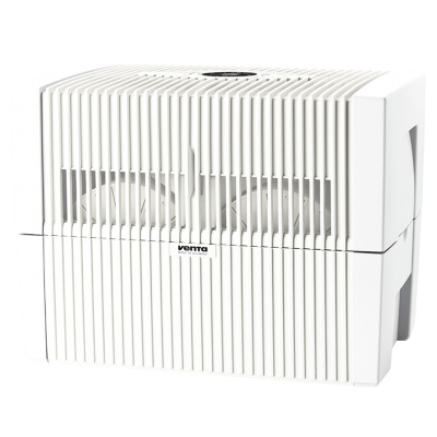 Humidificateur Purificateur d'air VENTA LW-45 CONFORT plus Blanc brillant