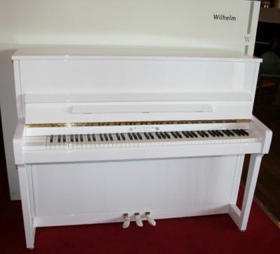 WILHELM W114T tradition Blanc Brillant