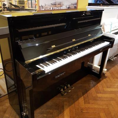 Piano neuf WILHELM-Schimmel  W114T-TWINTONE (casque) SCHIMMEL (Disponible)