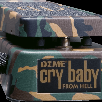 DUNLOP CRY BABY DB01 DIMEBAG SIGNATURE
