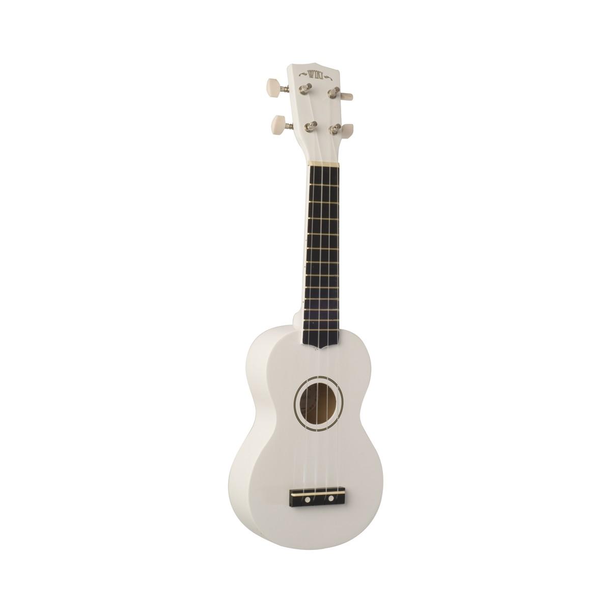 Wht ukulele gloss