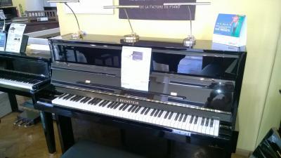 C.BECHSTEIN MILLENIUM-116-VARIO piano droit d'excellence