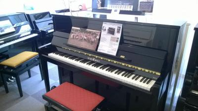 SCHIMMEL piano droit C120 MANHATTAN Design
