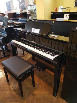YAMAHA numérique hybrique N1 occasion noir brillant AVANTGRAND ( Mécanique piano à queue )
