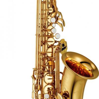 Saxophone Alto YAMAHA YAS-480 avec bec et étui