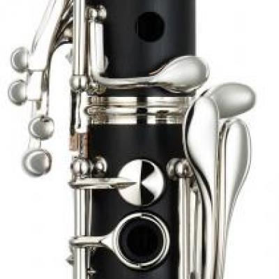 Clarinette YAMAHA YCL-255-S  Clétage Argenté