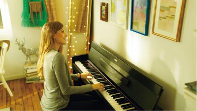 FINANCEMENT en 24 x 36€ d'un piano neuf YAMAHA ARIUS YDP-S34 ( Clavier GHS )