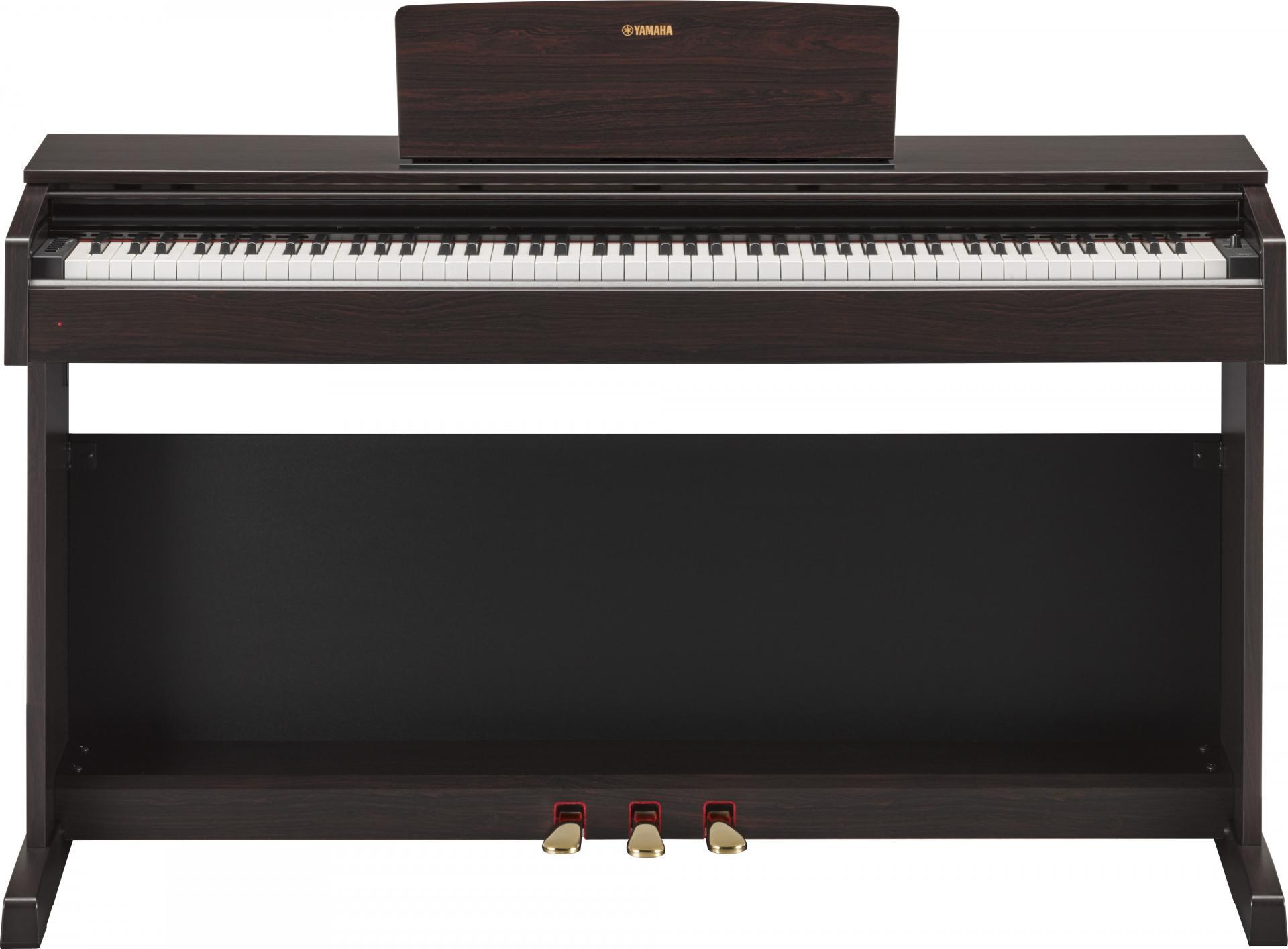 yamaha ydp143b arius piano num rique noir satin. Black Bedroom Furniture Sets. Home Design Ideas