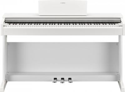 YAMAHA YDP143W ARIUS Piano numérique blanc