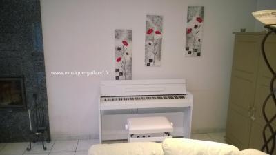 YAMAHA YDPS52-W ARIUS  piano numérique blanc