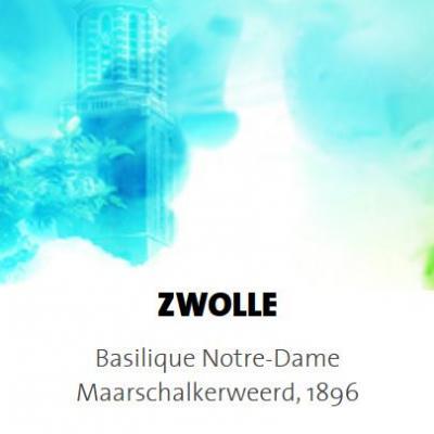 ZWOLLE : Basilique Notre Dame /  ECHANTILLONS